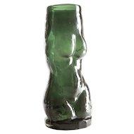 Steven Lundberg Figurative Glass Vase