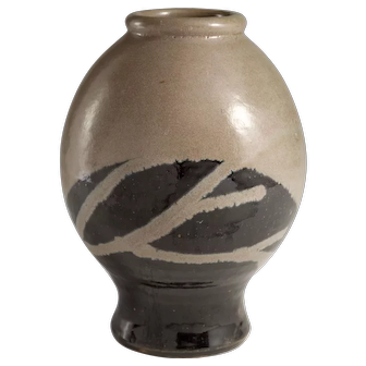 Ceramic Vase by Yukio Onaga (1934-1997)