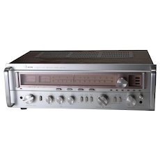 Vintage 1978 Setton RS-440 Stereophonic AM/FM Stereo Amplifier