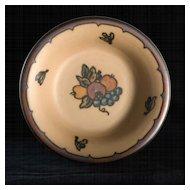 L. Hjorth, Bornholm Denmark Arts and Crafts Bowl