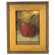 Original Oil Painting by Donald F. Allan (American, b. 1927))