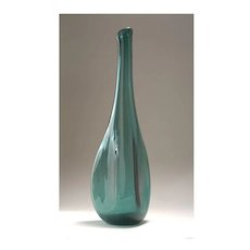 Ivan Treskow Glass Vase  c.1972