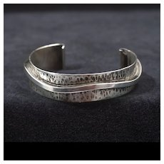 Rare Paul Voltaire Sterling Bracelet