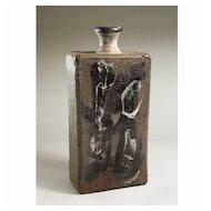 Richardson Ceramic Salt Fired Vase