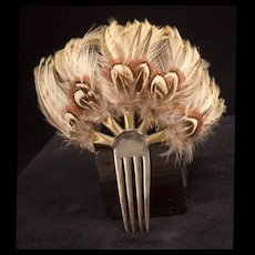 Highly Aesthetic and Fabulous Vintage Hair Barrette