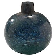 California Studio Art Glass Experimental Vase