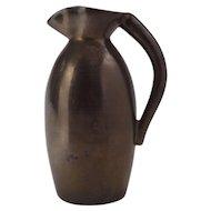 Vintage Geurt Bout Australian Modernist Ceramic Pitcher