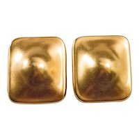 Vintage Robert Lee Morris Clip On Earrings