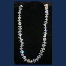 Vintage (Signed) Vendome Crystal Necklace