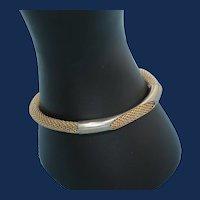 Vintage Avon Mesh Bracelet