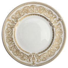 """Large Set 18  HYDE PARK by ROYAL WORCESTER China Dinner plates  10 5/8"""" Made in England"""