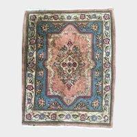 "Beautiful Unpainted Antique Persian Sarouk handmade Rug 2'3"" x 3'"