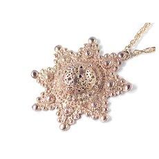 Adele Simpson Pendant Necklace