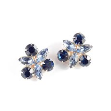 Garne' Rhinestone Earrings
