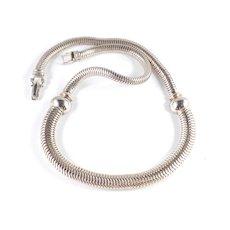Snake Serpentine Cobra Chain Choker Necklace