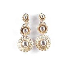 Napier Mid Century Drop Dangle Earrings