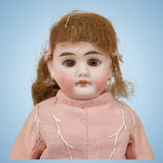 All Original Sonneberg  Closed Mouth Child - 11 Inches