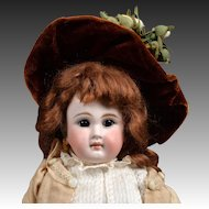"Sonneberg Bebe 137 - ""Jumeau-Look"" - 11 Inches"