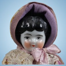Diminutive China Lady - 6.5 Inch