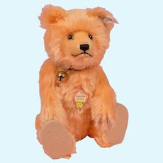 "Large 12"" Steiff Teddy Baby Replica"