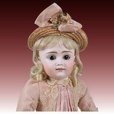 """Rare """"AT"""" Kestner Doll - 14.5 Inches"""