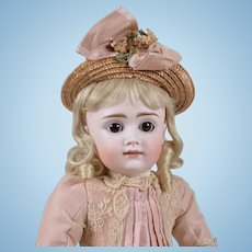 "Rare ""AT"" Kestner Doll - 14.5 Inches"