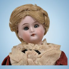 K&R All Original Child in Nova Scotia Costume - 8 Inches