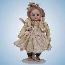 Sweet Tiny Simon & Halbig Child - 4 Inches