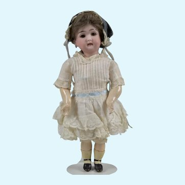 Bahr & Proschild 209 Child-Jointed Body with Molded Shoes - 8.5 Inches Tall