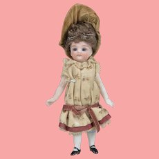 All Original Mignonette-Gerbruder KuhnlenzAll Bisque-4.5 Inches Tall