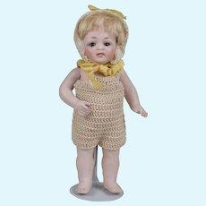 Adorable Kestner All Bisque Toddler - 5.5 Inches
