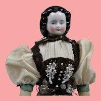 Petite All Original Mary Todd Lincoln China - 8.25 Inches