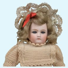 Gorgeous Solemn-Faced Sonneberg Bebe - 10.5 Inches