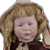 """Outstanding Simon Halbig 1428 """"Freddy"""" Character Toddler - 26 Inches"""