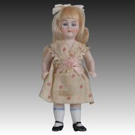 Nice Quality All Bisque Child 3.75 inches