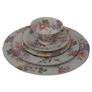 Castleton Sunnybrooke 45 pc  8- 5pc sets Vintage China