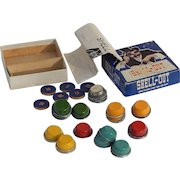 1939 Bright Metal Shell-Out Game Volume Sprayer MFG Co., Inc. Game