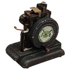 Vintage Monarch Pathfinder Marking System Ticket Machine