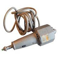 2 Dietzgen German Made Electric Erasing Machines #3395 and Accessories