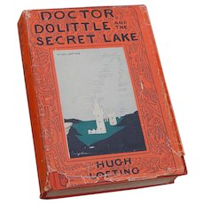 Doctor Dolittle and the Secret Lake by Hugh Lofting