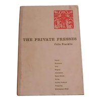 The Private Presses by Colin Franklin