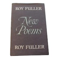 New Poems by Roy Fuller