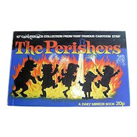 The Perishers: 10th Crackerjack Collection: 1971