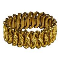 Victorian GF Stretch Expansion Bracelet