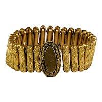Rare Victorian GF Adjustable Stretch Bracelet