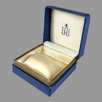 Vintage Birks Jewelry Display Presentation Box RARE