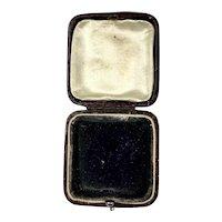 Vintage Jewelry Display Presentation Box RARE