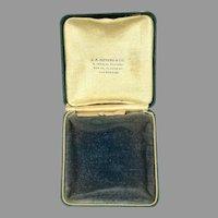 Vintage Jewelry Presentation Display Box