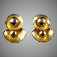 Retro Mid Century Modern Earrings