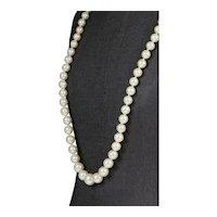 Elegant Strand Graduated Cultured Pearls